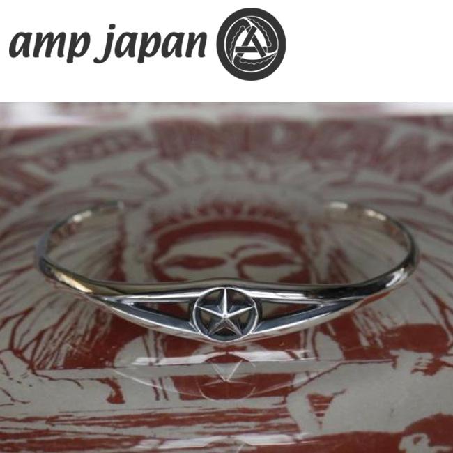 amp japan アンプジャパン バングル トライアングルワイヤースターバングル ナロー Triangle Wire Star Bangle Narrow 16AC-332 【雑貨】メンズ 【clapper】