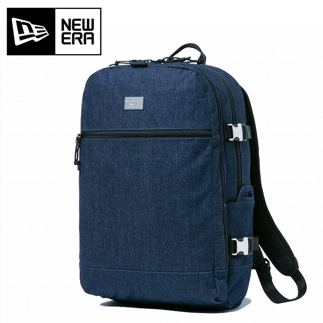 NEWERA ニューエラ Smart Pack Denim スマートパック デニム インディゴデニム 11556628 【カバン】 バックパック リュック リュックサック アウトドア 【clapper】