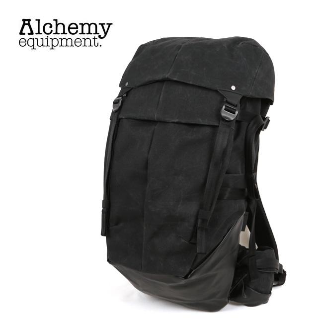 Alchemy Equipment アルケミーエキップメント ディパック 35L TOP LOAD DAY PACK AEL003 【カバン】鞄 バックパック 【clapper】