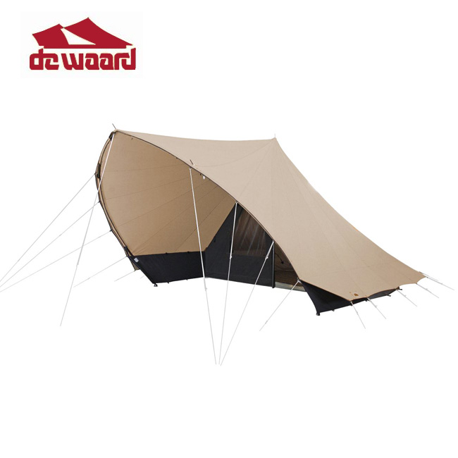 De Waard デワード テント kuifmees 【TENTARP】【TENT】 【clapper】