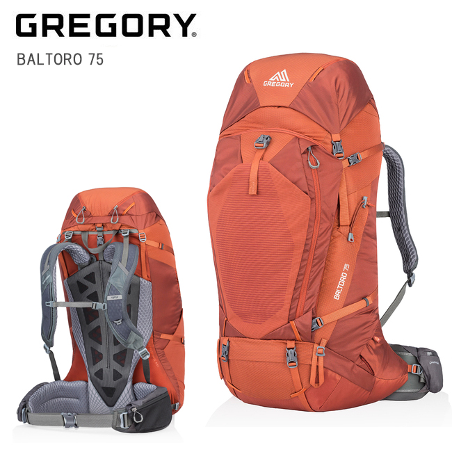 即日発送 GREGORY グレゴリー バックパック バルトロ75 Mサイズ BALTORO 75  日本正規品 リュック カバン/鞄 メンズ/レディース