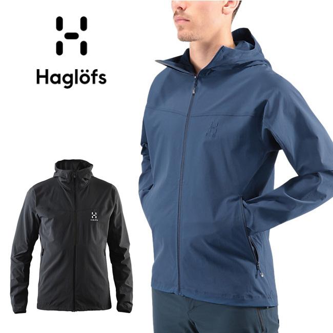 即日発送 HAGLOFS/ホグロフス ジャケット DRAKEN HOOD MEN 603889 【服】メンズ アウター 防寒