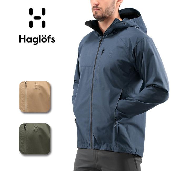 HAGLOFS/ホグロフス ジャケット TRAIL JACKET MEN 603975 【服】メンズ アウター 防寒 【clapper】