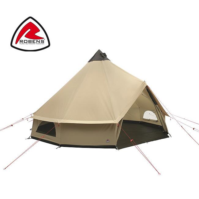 即日発送 ROBENS ローベンス テント Klondike Grande クロンダイク グランデ ROB130174 アウトドア