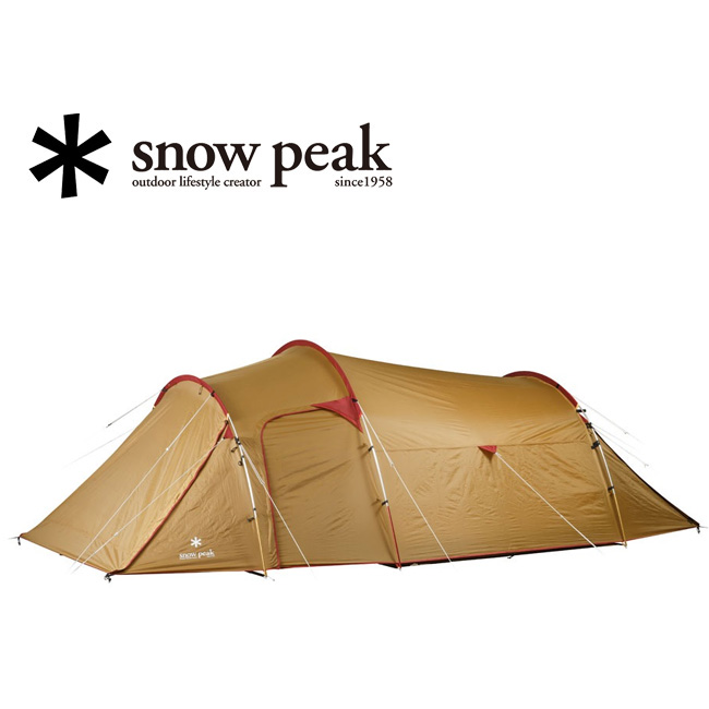 スノーピーク (snow peak) テント ヴォールト SDE-080 【SP-TENT】 【clapper】