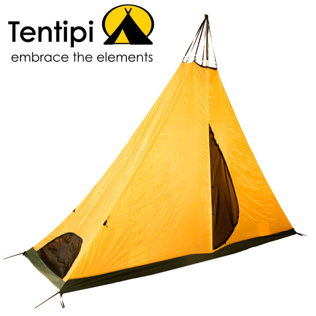 Tentipi テンティピ テンティピ インナーテント コンフォート 9ハーフ Tentipi Half Inner-tent 【TENTARP】【TENT】 テント ティピー アウトドア 【clapper】