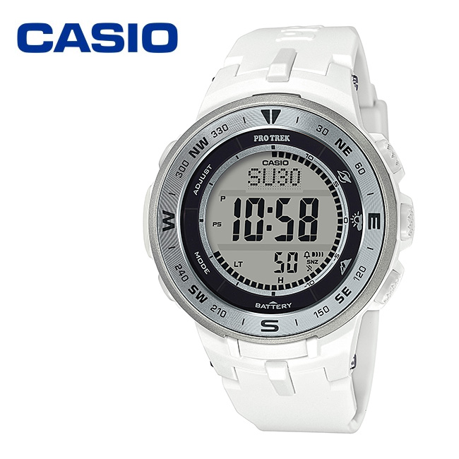 CASIO カシオ PRO TREK PRG-330-7JF 【時計/腕時計/アウトドア/シンプル/タフソーラー】 【clapper】