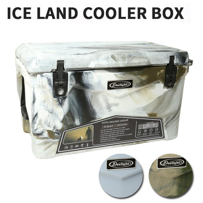 Iceland Cooler Box アイスランド クーラーボックス Iceland Cooler Box 45QT クーラーボックス45QT 【大型 クーラーBOX バーベキュー アウトドア 保冷 ピクニック 海水浴】
