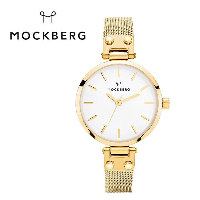 MOCKBERG/モックバーグ Livia Petite MO401 【日本正規品/腕時計/WOMEN/レディース/本革/女性/ビジネス】 【clapper】