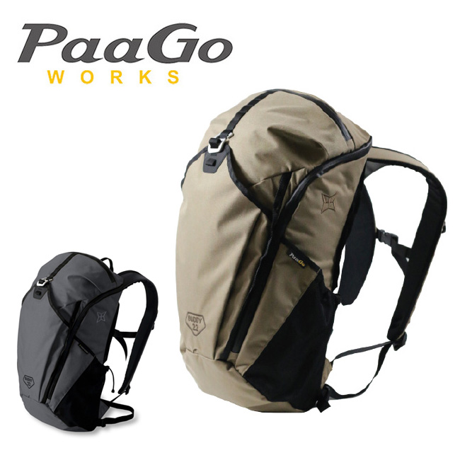 PaaGo WORKS パーゴワークス Buddy 22 バディ22 BP-04-DB/HP901 【リュック/アウトドア】