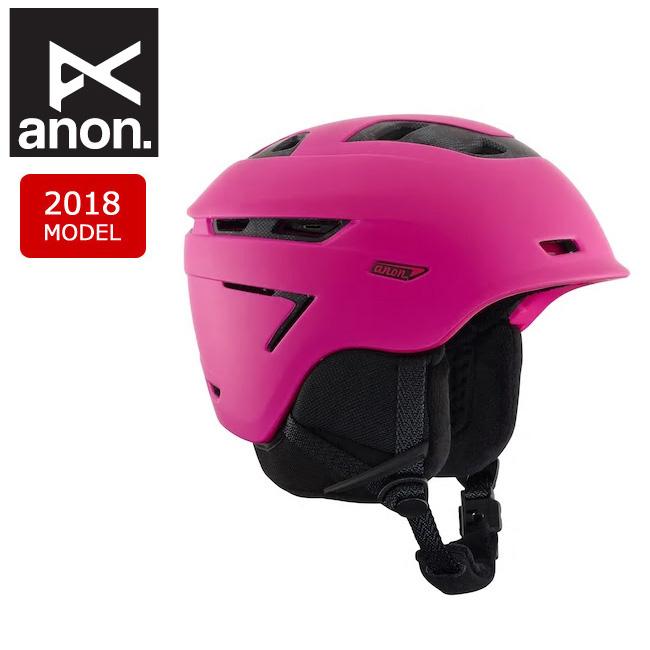 anon アノン OMEGA MIPS PINK 【日本正規品/レディース/ヘルメット/2018年モデル】 【clapper】