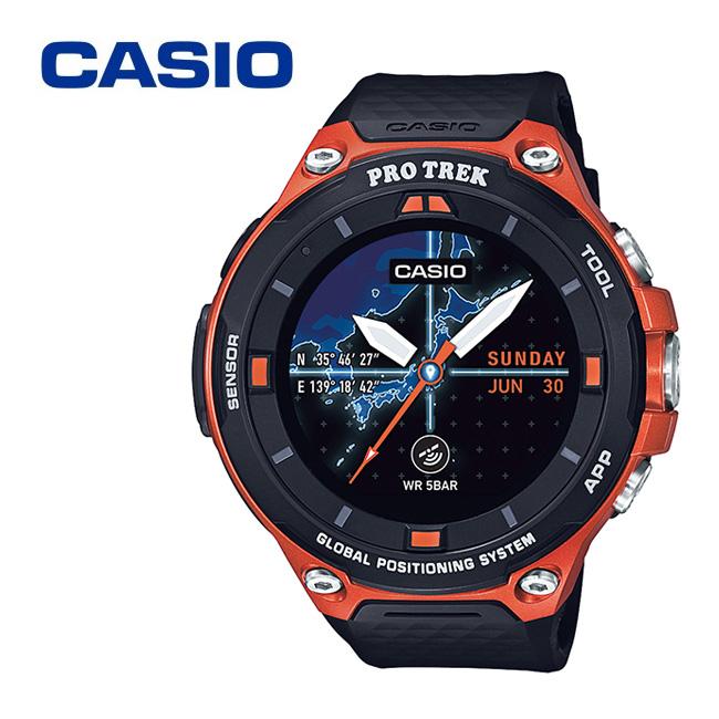 ★ CASIO カシオ PRO TREK smart WSD-F20-RG 【腕時計/アウトドア/ハイキング】