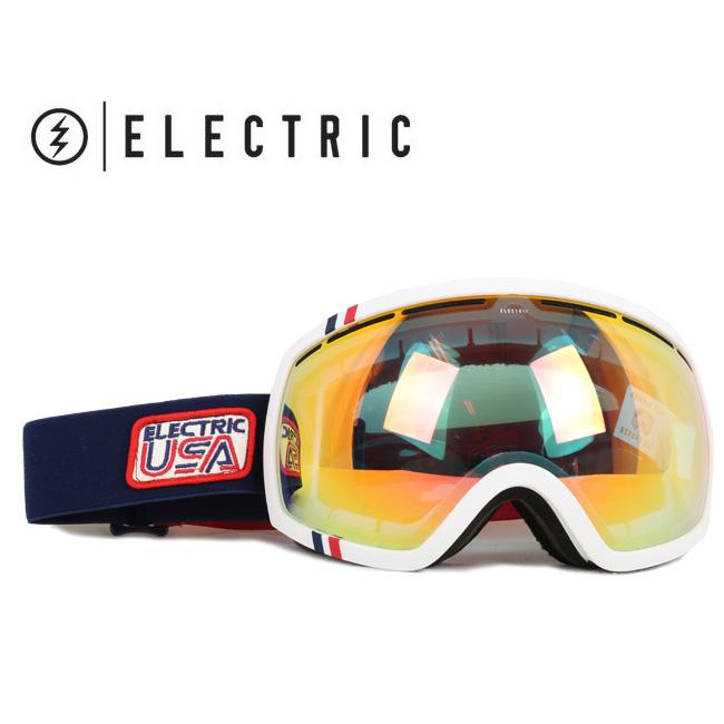 ELECTRIC エレクトリック EG2 U.S.A GREY/RED CHROME EG5517202 【2018/日本正規品/アジアンフィット】