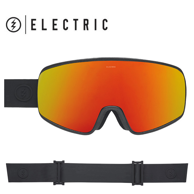ELECTRIC エレクトリック ELECTROLITE MATTE BLACK BROSE/RED CHROME EG7017100 【2018/日本正規品/アジアンフィット】