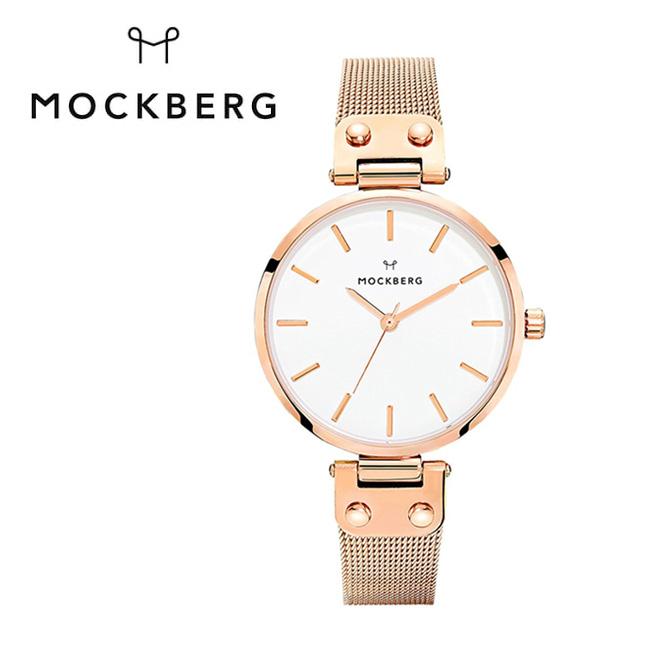 MOCKBERG モックバーグ Lily MO307 【日本正規品/腕時計/WOMEN/レディース/本革/女性/ビジネス】 【clapper】