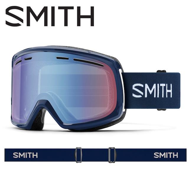 スミス SMITH OPTICS Range Navy/Blue Sensor Mirror 【2018/日本正規品/ラージフィット】