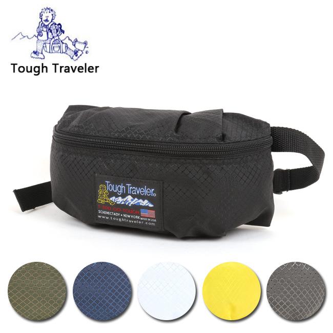 Tough Traveler タフトラベラー Sunnyside Pack TT-0024 【ウエストポーチ/ウォーキング/散歩/ハイキング/フェス/アウトドア/トラベル/サイクリング】 【clapper】【メール便・代引き不可】