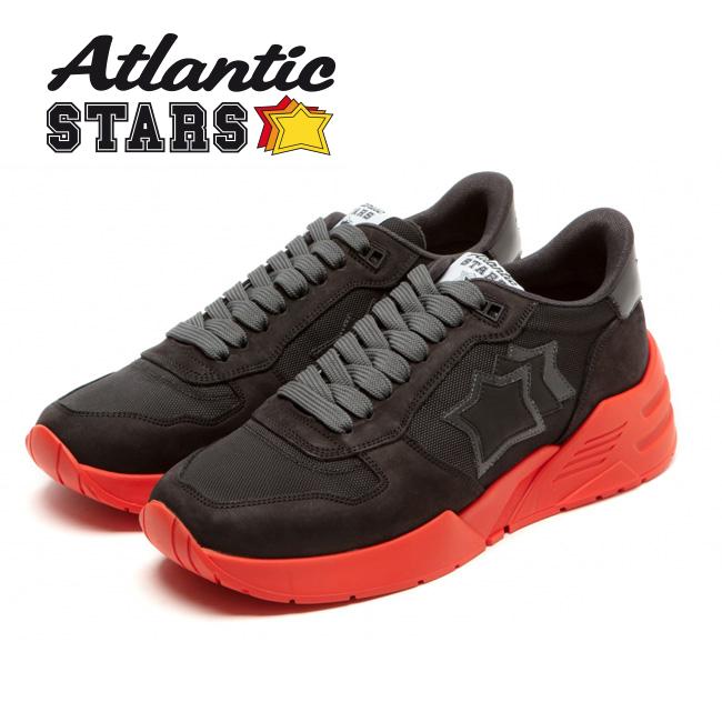 ★ Atlantic STARS アトランティック スターズ MARS マーズ NG-SN19 AS7NGSN19-99 【日本正規品/靴/メンズ/スニーカー/星/スター/火星】
