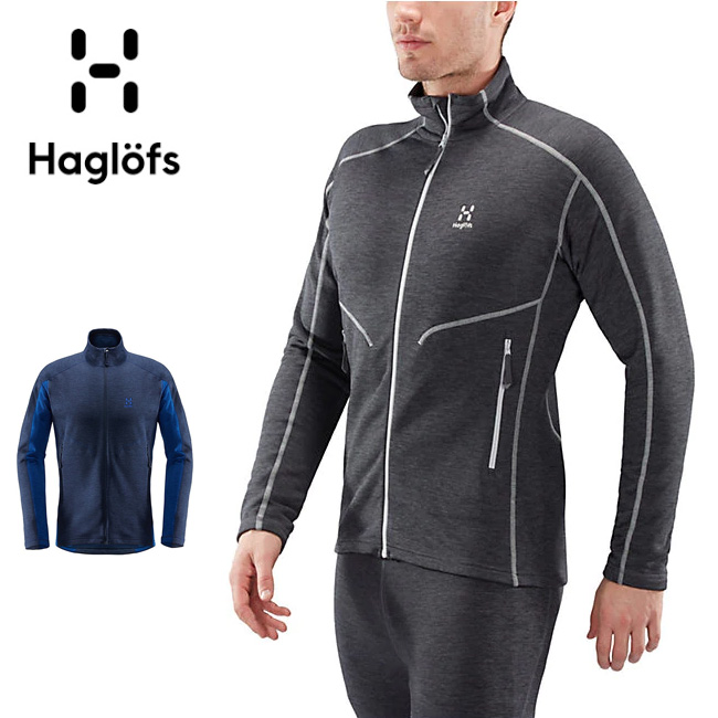 ★ HAGLOFS/ホグロフス Heron Jacket Men 604112 【ジャケット/メンズ/アウター】