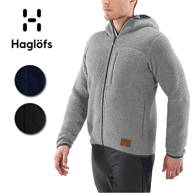 HAGLOFS/ホグロフス Pile Hood Men 604137 【フーディ/メンズ/アウター/保温性/通気性】 【clapper】