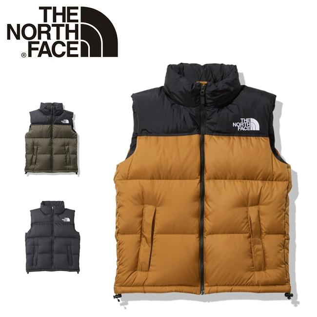 THE NORTH FACE ノースフェイス NUPTSE VEST ヌプシベスト(メンズ) ND91843 【ベスト/日本正規品/アウトドア/タウンユース】