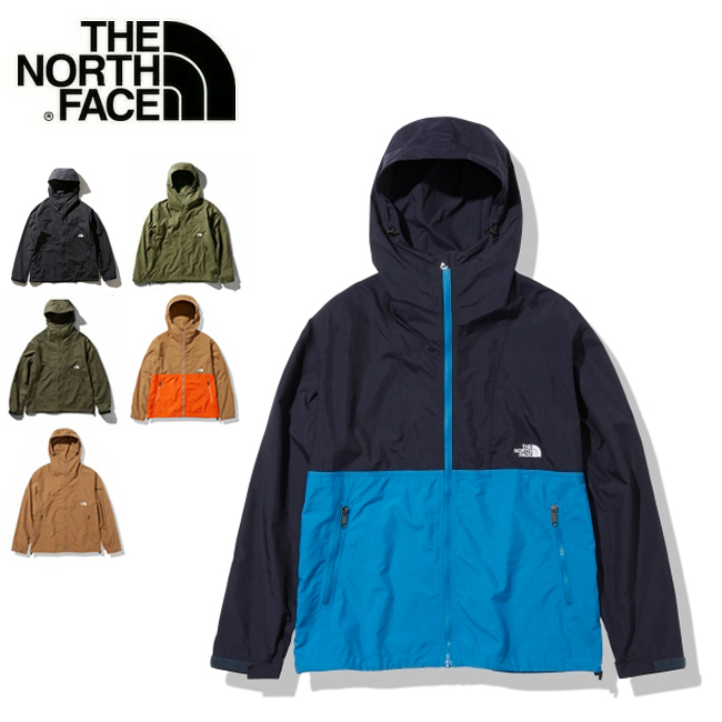 THE NORTH FACE ノースフェイス COMPACT JACKET コンパクトジャケット NP71830 【日本正規品/アウター/フーデッド/フーディ】 【clapper】