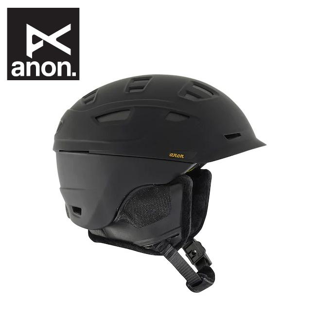 anon アノン Anon Nova Mips Helmet Black 【日本正規品/レディース/ヘルメット/2018年モデル】