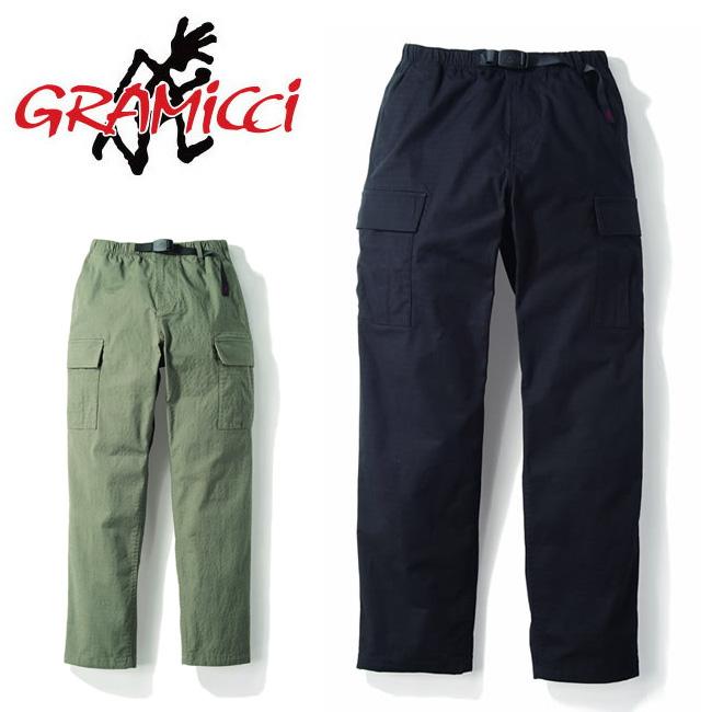 GRAMICCI グラミチ BIG RIPSTOP CARGO PANTS ビッグリップストップカーゴパンツ GMP-18F019 【アウトドア/パンツ/メンズ】