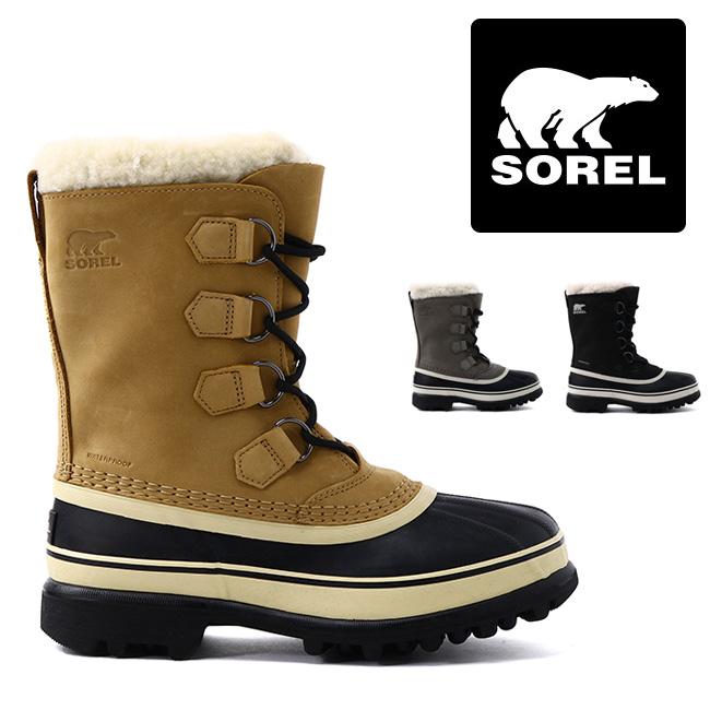 SOREL ソレル Caribou カリブー NL1005 【アウトドア/ウィメンズ/冬/ブーツ/防寒】
