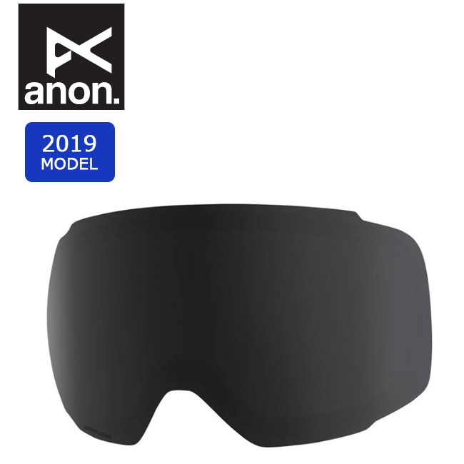2019 anon アノン M2 SONAR LENS SONAR SMOKE 20444100033 【ゴーグル/日本正規品/メンズ】