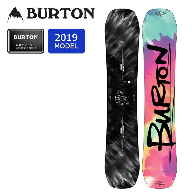 2019 BURTON バートン CUSTOM TWIN OA 153971 【板/スノーボード/日本正規品/メンズ】