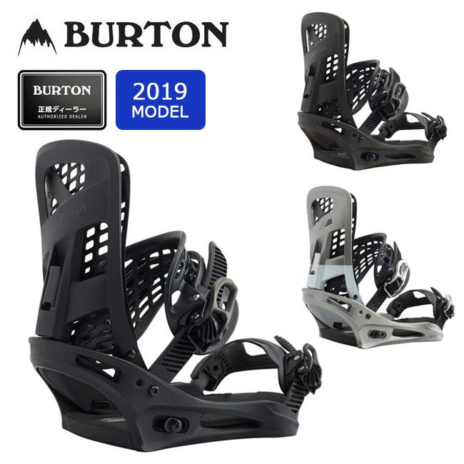 2019 BURTON バートン GENESIS 105471 【ビンディング/スノーボード/日本正規品/メンズ】 【clapper】