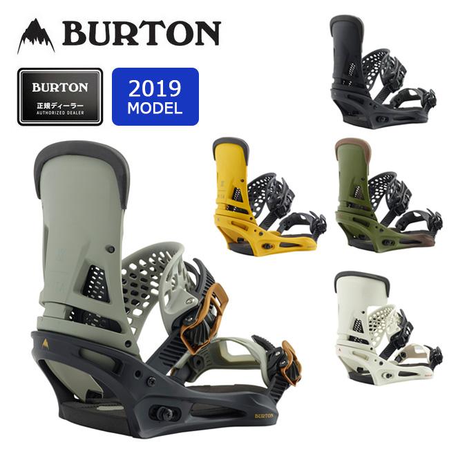 2019 BURTON バートン MALAVITA RE:FLEX 105491 【ビンディング/スノーボード/日本正規品/メンズ】 【clapper】