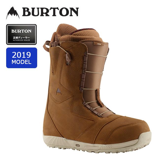2019 BURTON バートン ION LEATHER - AF 109581 【ブーツ/スノーボード/日本正規品/メンズ/アジアンフィット】 【clapper】