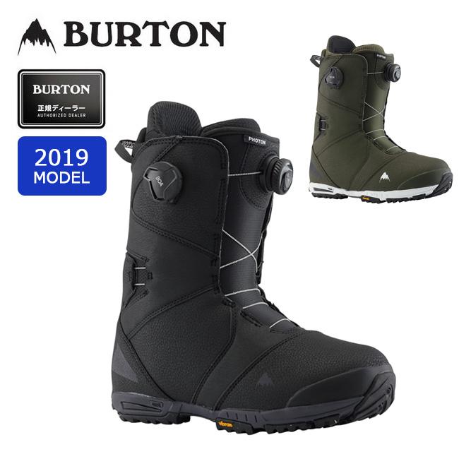 2019 BURTON バートン PHOTON BOA 150861 【ブーツ/スノーボード/日本正規品/メンズ】 【clapper】