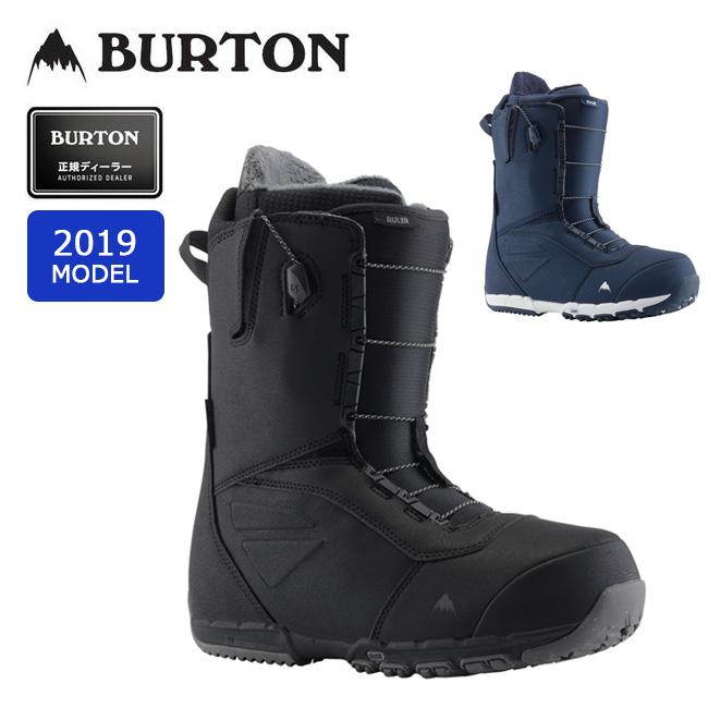 【スマホエントリでP10倍 11/21 09:59迄 】2019 BURTON バートン RULER - AF 106301 【ブーツ/スノーボード/日本正規品/メンズ/アジアンフィット】