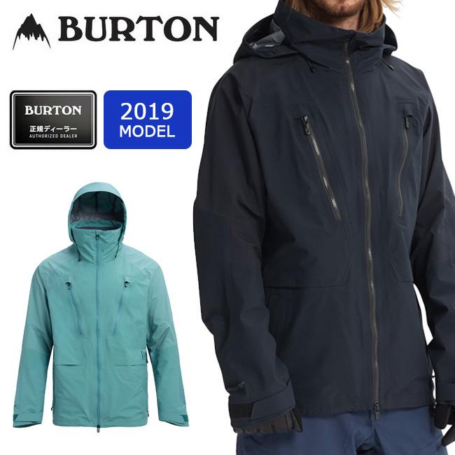2019 BURTON バートン M AK GORE FREBRD JK 100131 【スノーボードウェア/ジャケット/スノーボード/日本正規品/メンズ/GORE-TEX】 【clapper】