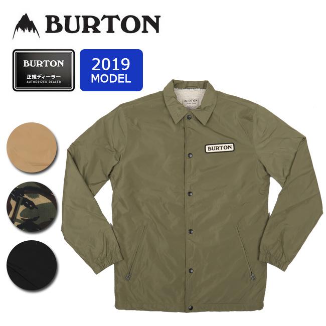 2019 BURTON バートン M JPN COACHES JKT 207301 【スノーボードウェア/ジャケット/スノーボード/日本正規品/メンズ】 【clapper】