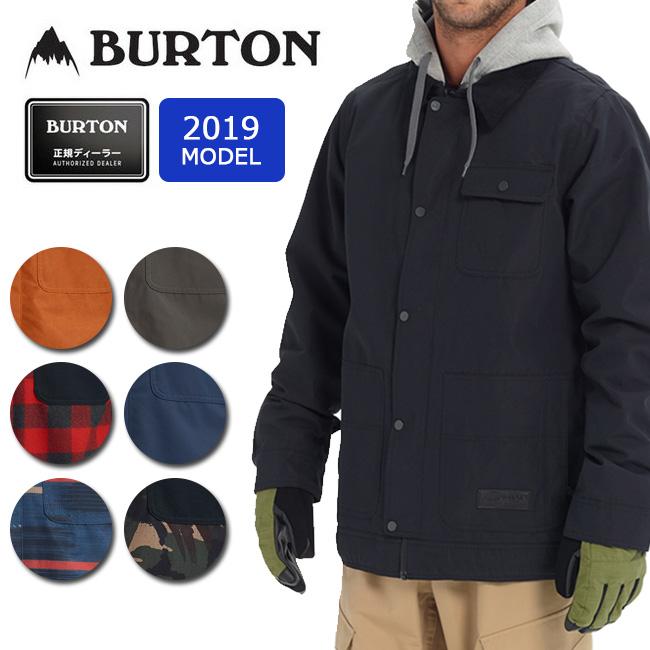 2019 BURTON バートン MB DUNMORE JK 130671 【スノーボードウェア/ジャケット/スノーボード/日本正規品/メンズ】 【clapper】