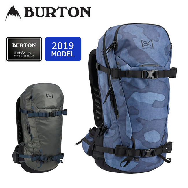 2019 BURTON バートン AK INCLINE 30L PACK 185171 【バックパック/バッグ/日本正規品/アウトドア】 【clapper】