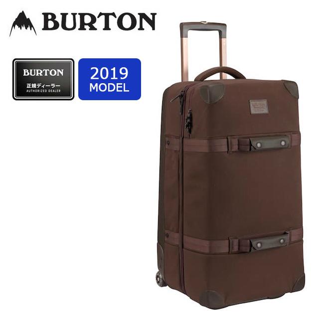 2019 BURTON バートン WHEELIE DBL DECK 149441 【トラベルバック/日本正規品】 【clapper】