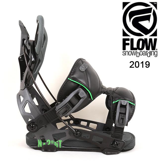 2019 FLOW フロー NX2-GT FUSION 【ビンディング/日本正規品/スノー/スノーボード/メンズ】 【clapper】