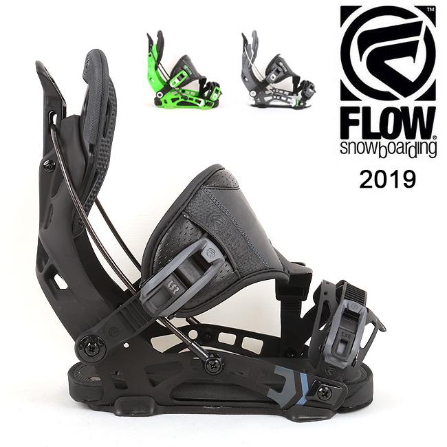 2019 FLOW フロー NX2 HYBRID 【ビンディング/日本正規品/スノー/スノーボード/メンズ】 【clapper】