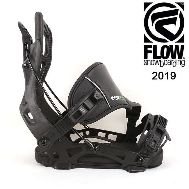 2019 FLOW フロー NX2-CX HYBRID 【ビンディング/日本正規品/スノー/スノーボード/メンズ】 【clapper】