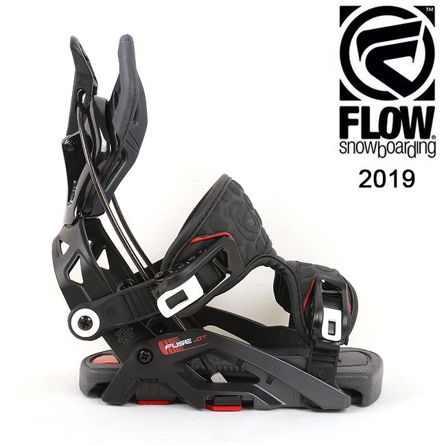 2019 FLOW フロー FUSE-GT FUSION 【ビンディング/日本正規品/スノー/スノーボード/メンズ】 【clapper】