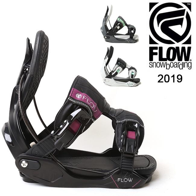 2019 FLOW フロー MINX FUSION 【ビンディング/日本正規品/スノー/スノーボード/ レディース】 【clapper】