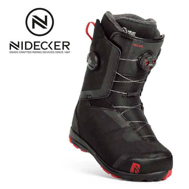 2019 NIDECKER ナイデッカー HELIOS FOCUS 【ブーツ/スノーボード/日本正規品/メンズ/FLOW】