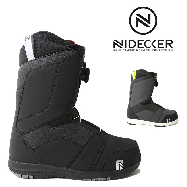 2019 NIDECKER ナイデッカー RANGER BOA 【ブーツ/スノーボード/日本正規品/メンズ/FLOW】 【clapper】