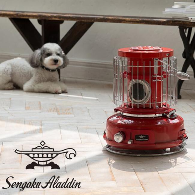 Sengoku Aladdin センゴク アラジン Portable Gas Stove ポータブル ガス ストーブ SAG-BF01(R) 【アウトドア/キャンプ/ガスストーブ/カセットボンベ/コンパクト】 【clapper】
