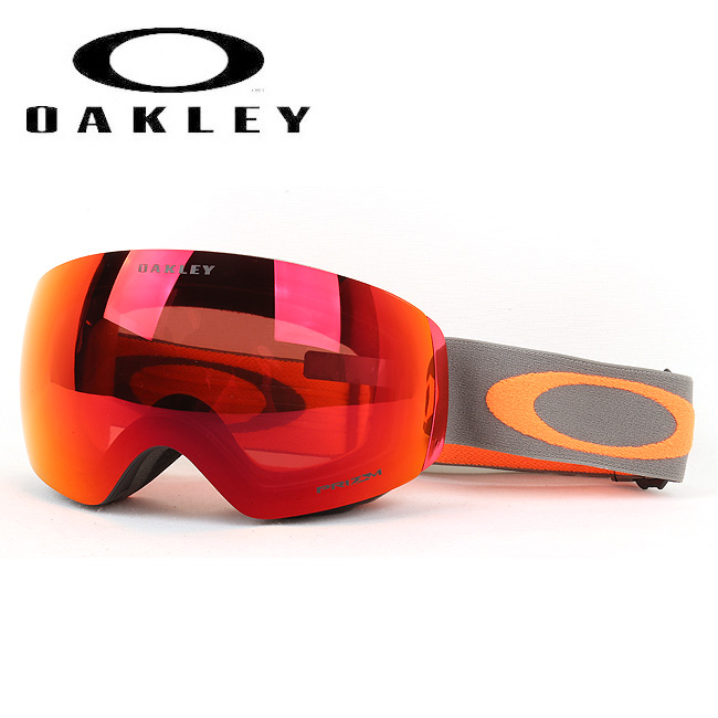 2019 OAKLEY オークリー ゴーグル FLIGHT DECK XM Brush Orange/Prizm Torch Iridium oo707925 【ゴーグル】 Asia Fit ジャパンフィット